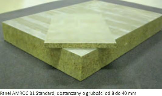 Płyta cementowo drzazgowa cena
